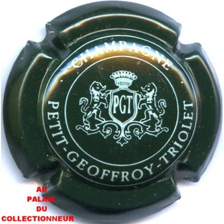 PETIT-GEOFFROY-TRIOLET02 LOT N°10986