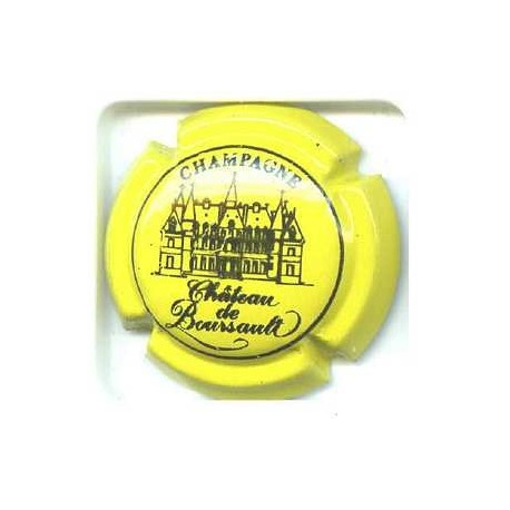 CHATEAU DE BOURSAULT15 LOT N°1859