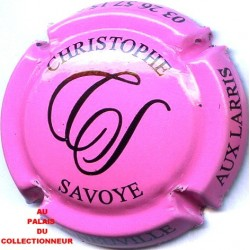 SAVOYE CHRISTOPHE06 LOT N°11904