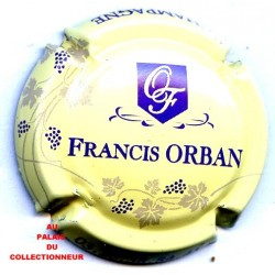ORBAN FRANCIS 01 LOT N°12082