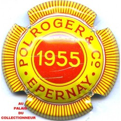 POL ROGER & CIE 1955 LOT N°0473