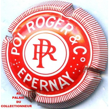 POL ROGER & CIE 039 LOT N°1234