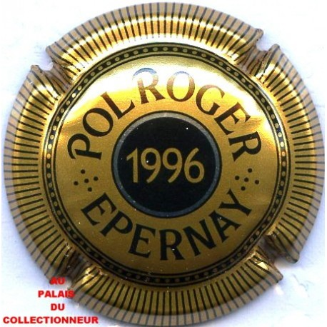 POL ROGER & CIE 1996a LOT N°0786