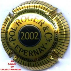 POL ROGER & CIE 2002 LOT N°12209
