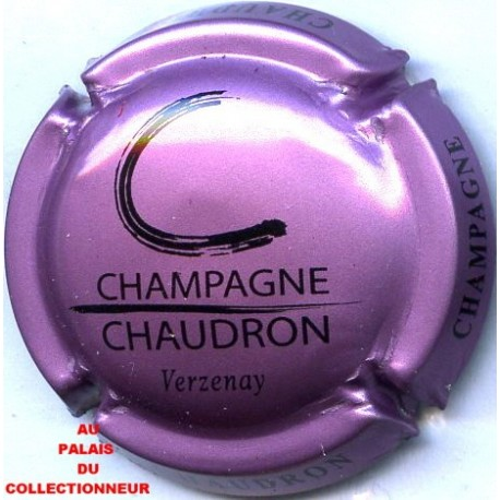 CHAUDRON & FILS 21 LOT N° 12455