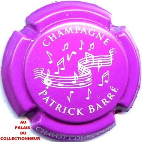 BARRE PATRICK 04 LOT N°12510