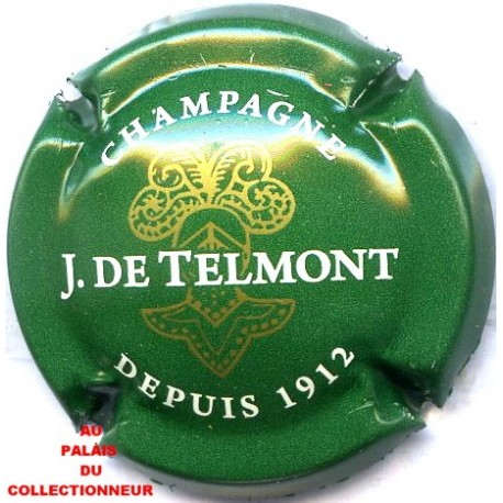 TELMONT J DE. 23a LOT N°12788