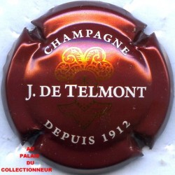 TELMONT J DE. 23e LOT N°12790