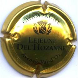 LEJEUNE.DEL'HOZANNE 06c LOT N°12920