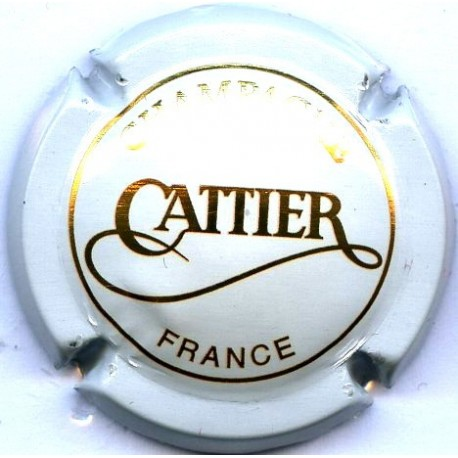 CATTIER 007b LOT N°13206
