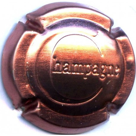 CHAMPAGNE 0854g LOT N°13557