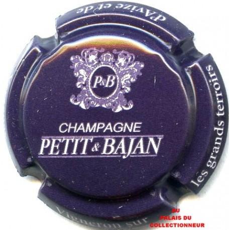 PETIT et BAJAN 01 LOT N°13936