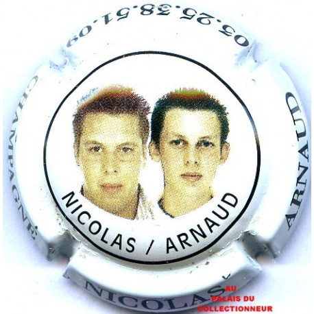 NICOLAS ARNAUD 06 LOT N°14076