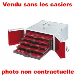 .Valisette CARGO MB5 vide LOT N°M133a