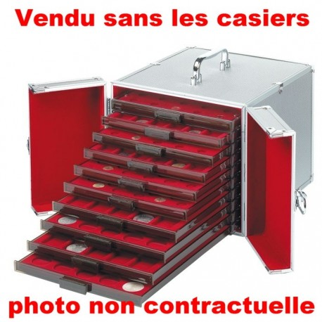 .Valisette CARGO MB10 vide LOT N°M24a