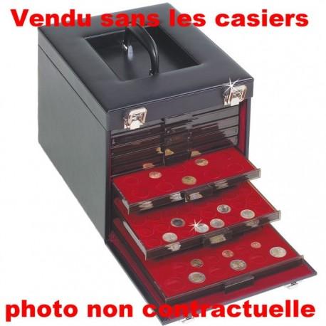 .Valisette cuir CARGO MB de luxe vide LOT N°M24b
