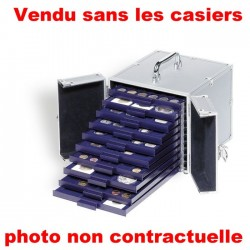 .Valisette CARGO SMART 10 vide LOT N°M69b