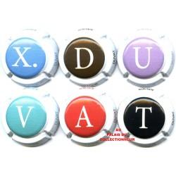 DUVAT XAVIER 14 S LOT N°14233