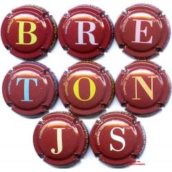 BRETON J & S 10S LOT N°14280