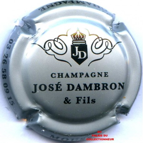 DAMBRON JOSE 03 LOT N°14335