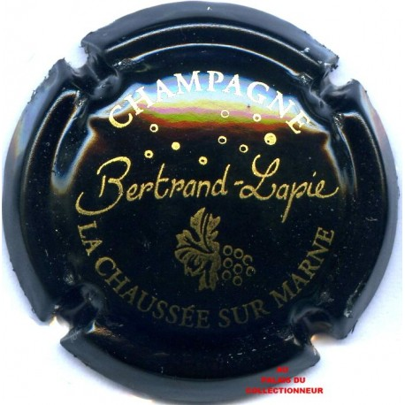 BERTRAND LAPIE 16c LOT N°14340