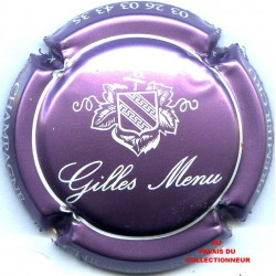 MENU GILLES 80 LOT N°14432