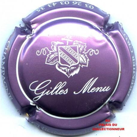 MENU GILLES 80 LOT N°14432