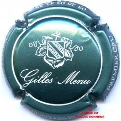 MENU GILLES 81 LOT N°14433