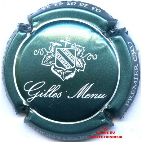 MENU GILLES 81 LOT N°14433