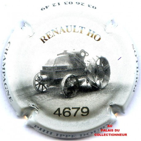 DOURY PHILIPPE 40 LOT N°14476