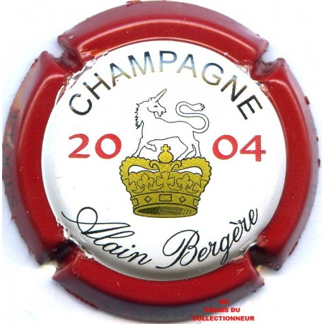 BERGERE ALAIN 15 LOT N°14532
