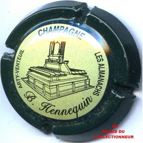 HENNEQUIN B. 002 LOT N°6307