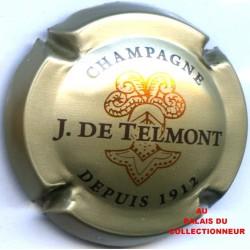 TELMONT J DE. 23g LOT N°15256