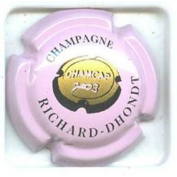 RICHARD-DHONDT 15l LOT N°2721
