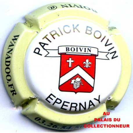BOIVIN PATRICK 09b LOT N°18710