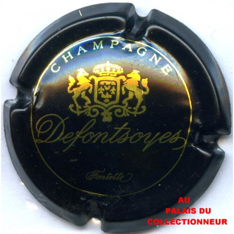 DEFONTSOYES 04 LOT N°1183