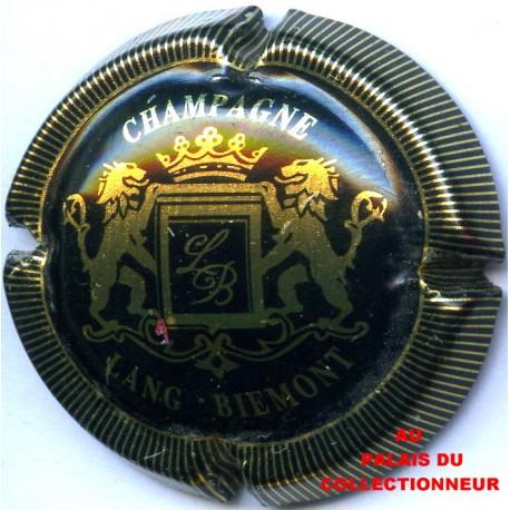 LANG-BIEMONT08 LOT N°3314
