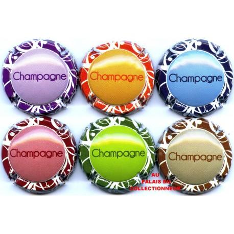CHAMPAGNE 1905S LOT N°18835