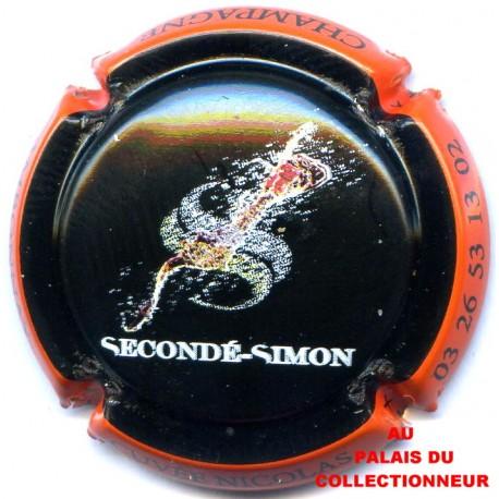SECONDE SIMON 10 LOT N°18918