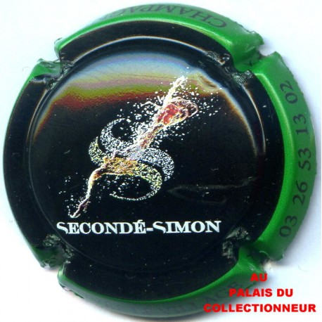 SECONDE SIMON 10c LOT N°18920