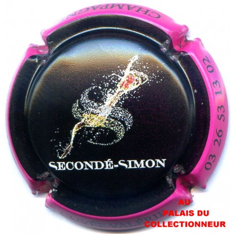 SECONDE SIMON 10d LOT N°18922