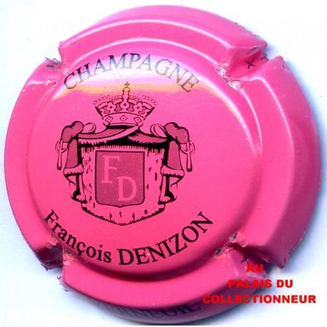 DENIZON FRANCOIS 11d LOT N°19022