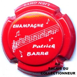 BARRE PATRICK 08 LOT N°1841