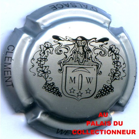 01 WECK CLEMENT 05 LOT N°1950