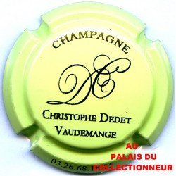 DEDET CHRISTOPHE 08 LOT N°2060