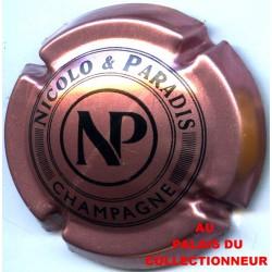 NICOLO et PARADIS 04 LOT N°19060