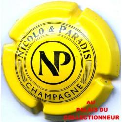 NICOLO et PARADIS 05 LOT N°19061