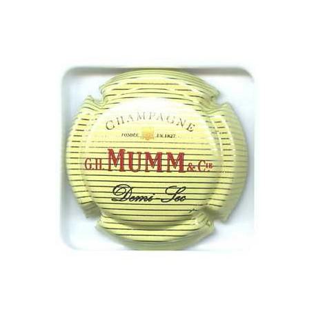 MUMM & CIE124 Lot N° 0425