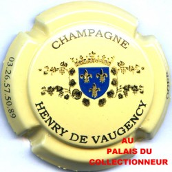 VAUGENCY HENRY DE. 11c LOT N°4020