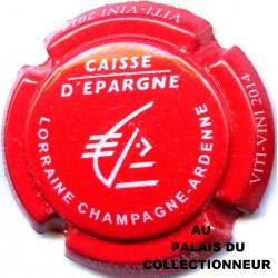 15 CAISSE D'EPARGNE 02 LOT N°5589